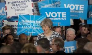 Βρετανία - Εκλογές: Άνοιξαν οι κάλπες για τις εκλογές που θα κρίνουν τη μετά-Brexit εποχή