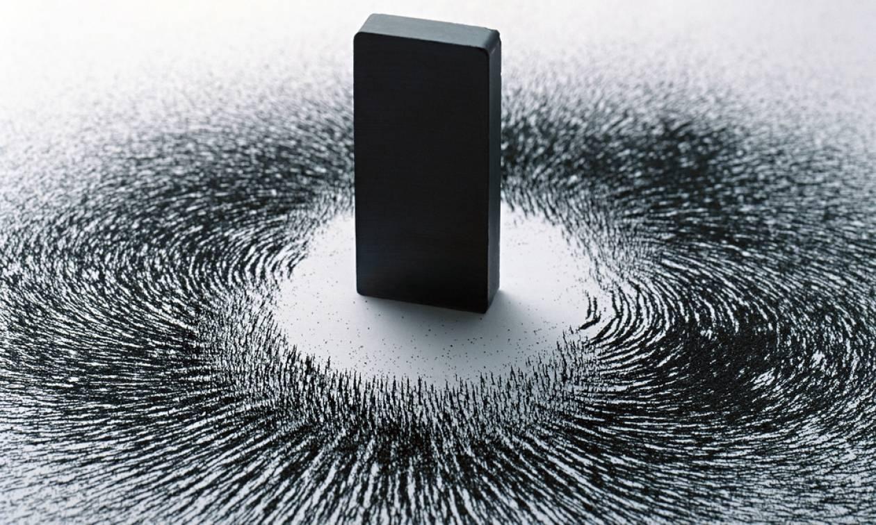 Απίστευτο: Δημιουργήθηκε ο πρώτος μαγνήτης δύο διαστάσεων