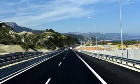 Τρόμος για ζευγάρι στην Εθνική Οδό Αθηνών - Πατρών