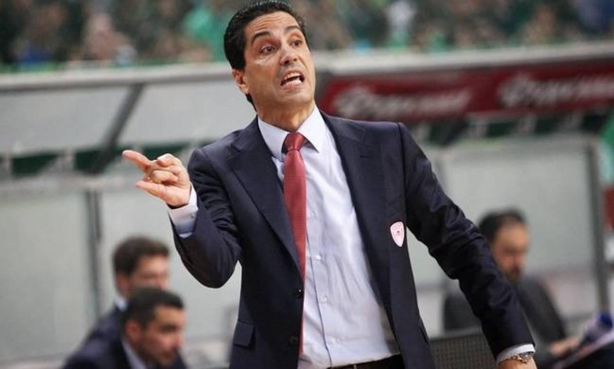 Σφαιρόπουλος: «Απόλυτα δίκαιη και εύκολη η νίκη του Παναθηναϊκού»