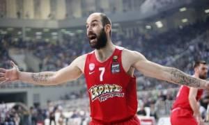 Παναθηναϊκός Superfoods - Ολυμπιακός: Προκλητικός ο Σπανούλης! (vid)
