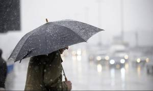 Καιρός: Ισχυρές βροχές και καταιγίδες από την Κυριακή (Δείτε τους χάρτες πρόγνωσης)