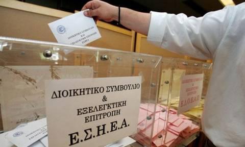Αυτά είναι τα τελικά αποτελέσματα των εκλογών της ΕΣΗΕΑ