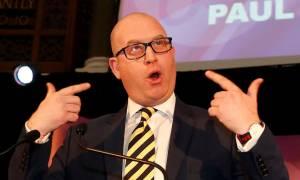 Εκλογές Βρετανία: Παταγώδης αποτυχία για το UKIP - Παραιτείται ο αρχηγός του
