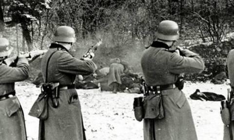 Σαν σήμερα το 1944  η σφαγή στο Δίστομο από τους Ναζί