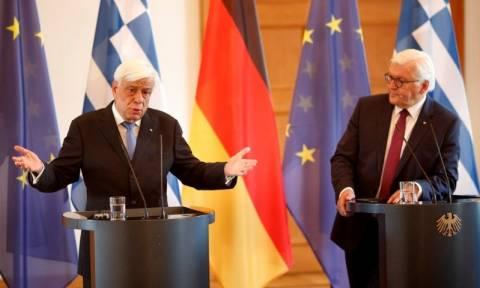 Σταϊνμάιερ σε Παυλόπουλο: Θα υπάρξει συμφωνία στο ερχόμενο Eurogroup