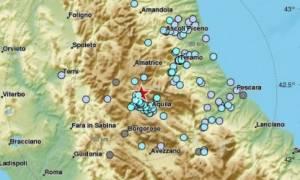 Σεισμός στην Ιταλία: Ταρακουνήθηκε η πολύπαθη Λ΄ Άκουϊλα