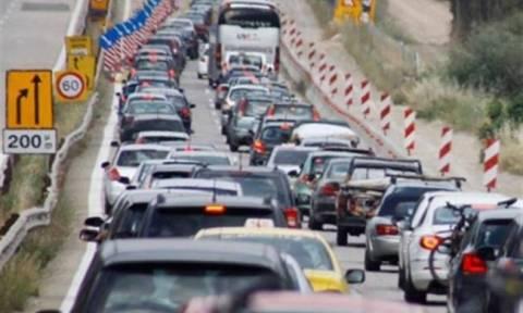Προσοχή! Κυκλοφοριακές ρυθμίσεις στον κόμβο Σελιανίτικων στην Κορίνθου - Πατρών
