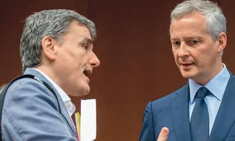 Σε... γαλλική χείρα βοηθείας για το χρέος ελπίζει η Αθήνα