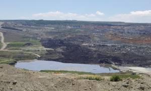 Συναγερμός στο Αμύνταιο: Εκκενώθηκαν σπίτια μετά από κατολίσθηση σε ορυχείο