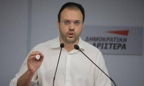 «Μία κι αδιαίρετη» Κεντροαριστερά θέλει ο Θεοχαρόπουλος