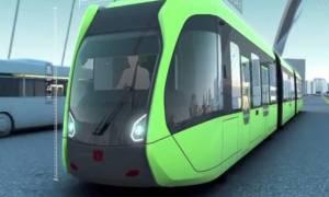 Αυτόνομο «μετρό-λεωφορείο» χωρίς οδηγό και ράγες θα κυκλοφορήσει στην Κίνα!