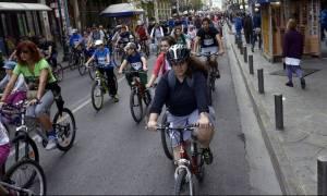 Ποδηλατοδρομία αγάπης και προσφοράς στο Ηράκλειο Κρήτης