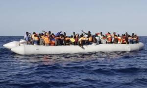 Ιταλία: Περίπου 1.650 μετανάστες διασώθηκαν στην κεντρική Μεσόγειο