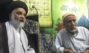 Ο πνευματικός ηγέτης του Ιράν, Χασίμ Χαταμί μιλάει αποκλειστικά στο Newsbomb.gr (pics)