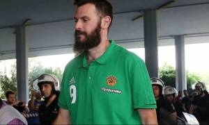 Ολυμπιακός – Παναθηναϊκός: Έφτασε στο ΣΕΦ ο Παναθηναϊκός Superfoods (vids)
