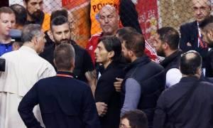 Ολυμπιακός – Παναθηναϊκός: Φραστική επίθεση «διαπιστευμένων» σε Δ. Γιαννακόπουλο (vids)