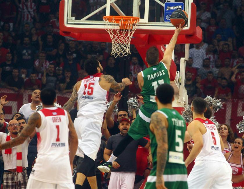 Πρωταθλητής Ελλάδας στο μπάσκετ: Ο Παναθηναϊκός Superfoods στο θρόνο του
