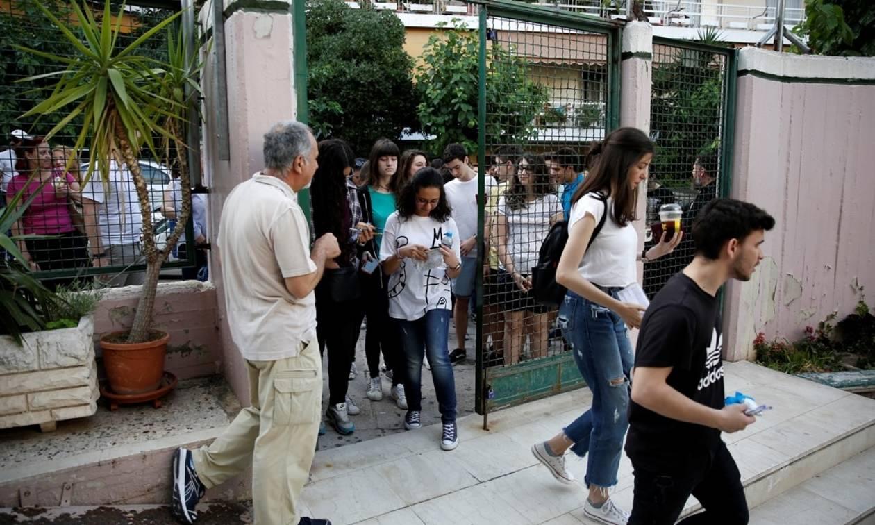 Πανελλήνιες 2017: Οι απαντήσεις στη Φυσική, Ιστορία και Ανάπτυξη Εφαρμογών