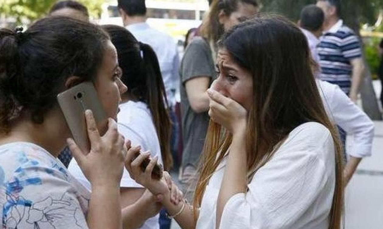 Σεισμός Μυτιλήνη: Πανικός στην Τουρκία - Αισθητός σε Σμύρνη, Προύσα και Κωνσταντινούπολη (vid)