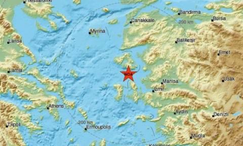 Σεισμός Μυτιλήνη: Καταστροφές και στην Τουρκία - Συγκλονιστικά βίντεο