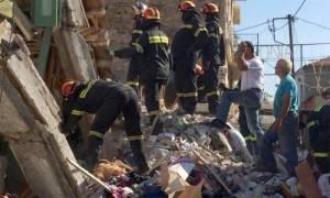 Σεισμός Μυτιλήνη: Ο Στρατός στήνει σκηνές για τους κατοίκους