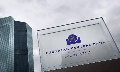 ΕΚΤ: Χρειάζεται μια αποφασιστική ενέργεια για την τόνωση της ελληνικής οικονομίας