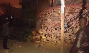 Τραγωδία στην Κένυα: Κατέρρευσε επταώροφη πολυκατοικία στο Ναϊρόμπι – Φόβοι για δεκάδες νεκρούς