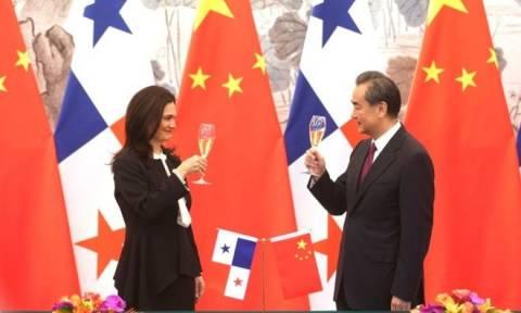 Διπλωματικό επεισόδιο: Ο Παναμάς διακόπτει τις διπλωματικές σχέσεις με την Ταϊβάν για χάρη της Κίνας