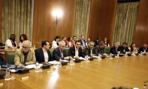 Υπουργικό Συμβούλιο: «Συναγερμός» στην κυβέρνηση ενόψει Eurogroup
