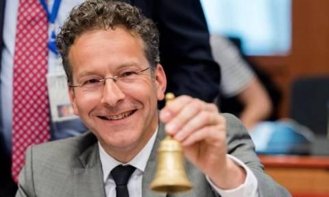 Ντάισελμπλουμ: Λύση για το ελληνικό χρέος μετά το 2018 και με το… σταγονόμετρο!