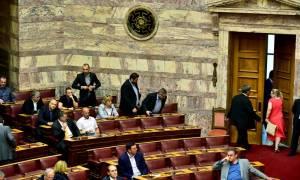 Βουλή: Αποκλεισμός των βουλευτών της Χρυσής Αυγής από τις κοινοβουλευτικές αποστολές
