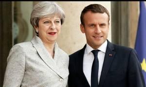 Τερέζα Μέι: Οι διαπραγματεύσεις για το Brexit ξεκινούν την επόμενη εβδομάδα