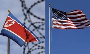 Οι ΗΠΑ εξετάζουν πώς θα στερήσουν από τη Βόρεια Κορέα «βασικά» αγαθά