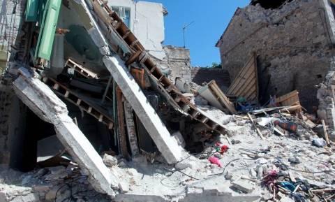 Σεισμός Μυτιλήνη: Τρόμος από τον ισχυρό μετασεισμό