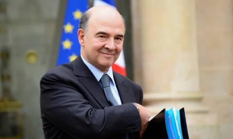 Μοσκοβισί: Θα βρεθεί μια δίκαιη λύση για το ελληνικό χρέος