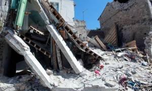 Новое землетрясение произошло на Лесбосе, сотни жителей острова остались без крыши над головой