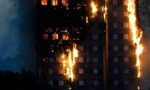 Grenfell Tower - Φωτιά Λονδίνο: Δείτε LIVE εικόνα από τον φλεγόμενο ουρανοξύστη