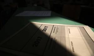 Πανελλήνιες 2017 Χημεία: Δείτε τα θέματα