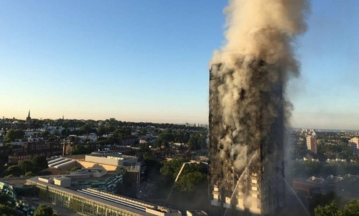 Φωτιά Λονδίνο: Έξι οι επιβεβαιωμένοι νεκροί από την πύρινη κόλαση στον ουρανοξύστη