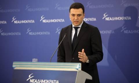 Κικίλιας: Ο Τσίπρας θα πάρει ό,τι του δώσουν για να κρατηθεί στην καρέκλα του πρωθυπουργού