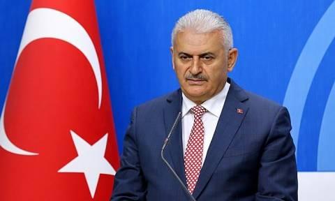 Στην Αθήνα τη Δευτέρα (19/06) ο Τούρκος πρωθυπουργός Μπιναλί Γιλντιρίμ