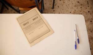 Πανελλήνιες 2017: Αναβάλλονται μέχρι νεοτέρας οι πανελλαδικές εξετάσεις στη Μυτιλήνη