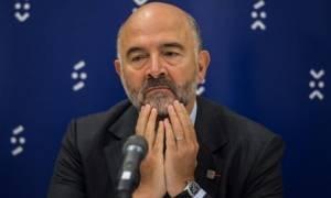 «Καμπανάκι» Μοσκοβισί: Αναταράξεις στην Ευρωζώνη αν δεν υπάρχει συμφωνία στο Eurogroup