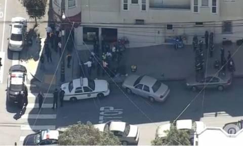 Πυροβολισμοί στο Σαν Φρανσίσκο με τέσσερις νεκρούς – Συνελήφθη ο δράστης