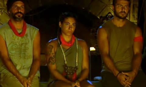 Survivor: Οι «Διάσημοι» έμειναν δύο... Δείτε ποιός αποχώρησε από το παιχνίδι (video)