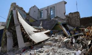 Σεισμός Μυτιλήνη: Συγκλονιστικό βίντεο με τον εγκέλαδο να χτυπά με 6,1 ρίχτερ