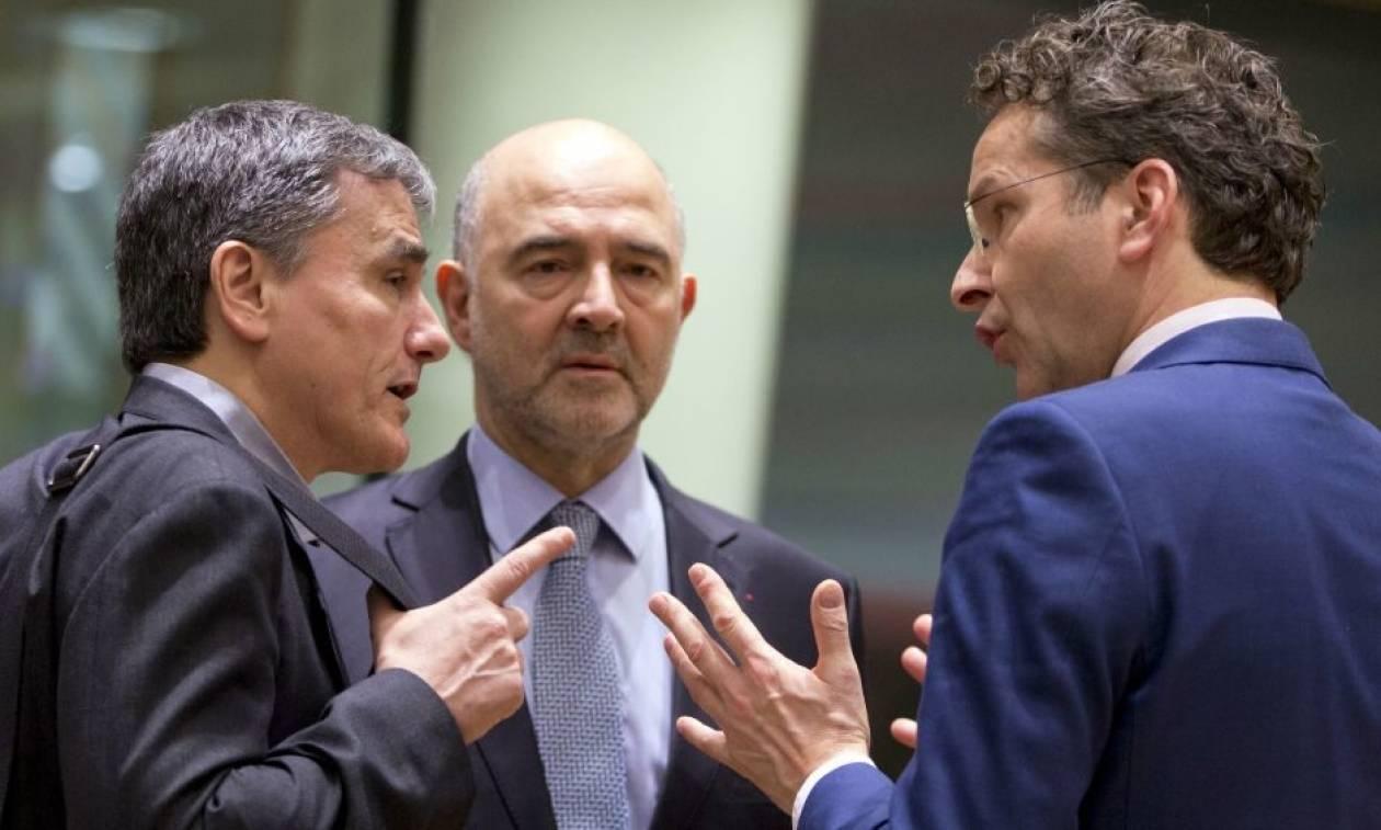 Eurogroup LIVE: Οι αφίξεις των υπουργών Οικονομικών στο Λουξεμβούργο