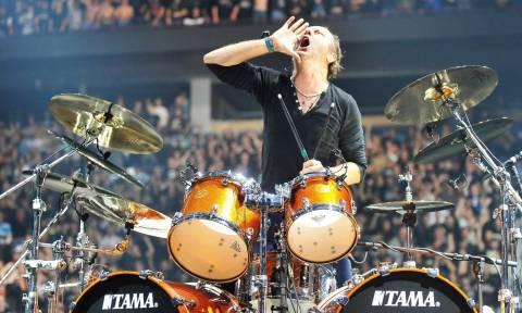 Metallica: Η βασίλισσα της Δανίας έχρισε ιππότη τον Λαρς Ούρλιχ