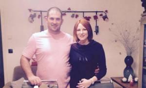 Φρικιαστικό έγκλημα πάθους: Έδεσε στις ράγες του τρένου την πρώην σύζυγό του και αυτοκτόνησε